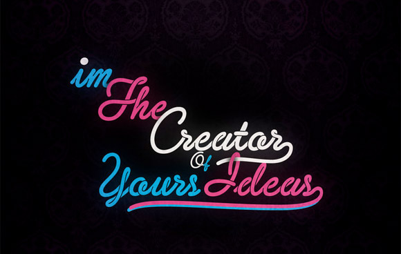 I'm the creator of ur ideas
