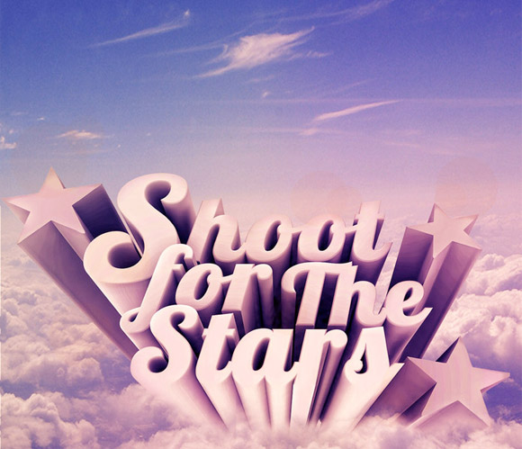 Shoot the sky