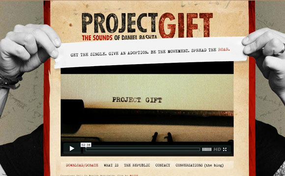Project Gift