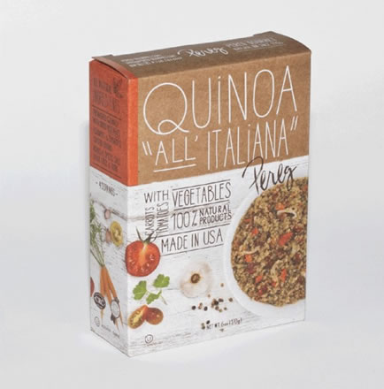 Inspiration from Package Design