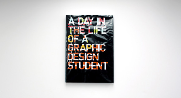 A Day in the Life of a Graphic Design Student
