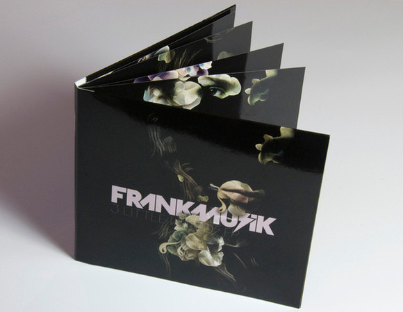 Frankmusik 3 Little Words EP