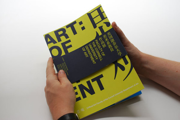 Critical Art: Faculty of the Cornell University Department of Art