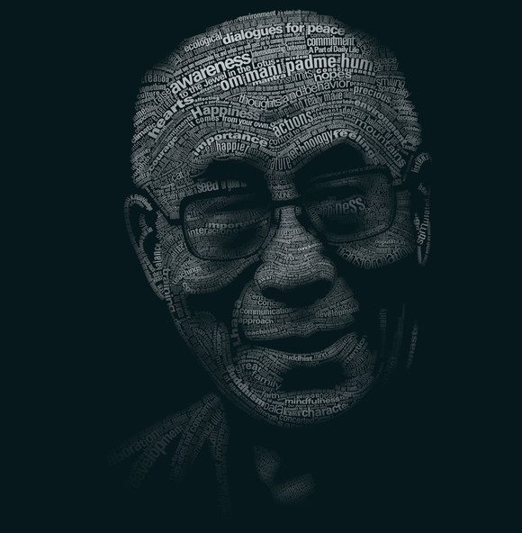 Tribute to the Dalai Lama