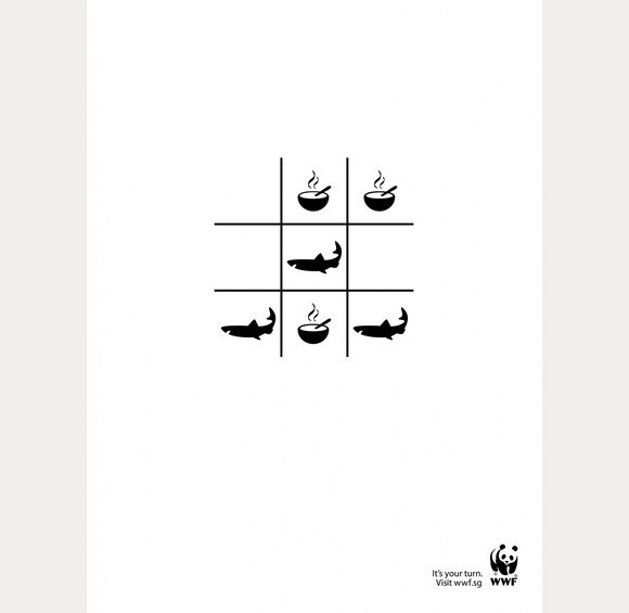 WWF: Shark It's your turn