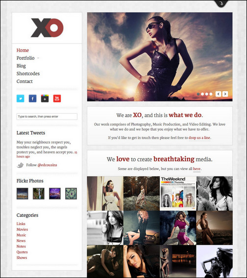 xo-responsive-creative-wordpress-theme