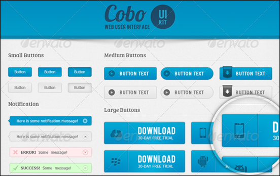 Cobo UI Kit