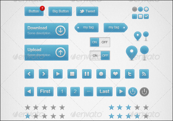 Raviro Ui Set - Premium User Interface Elements