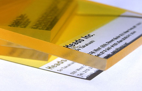 Thick Plastic Card
