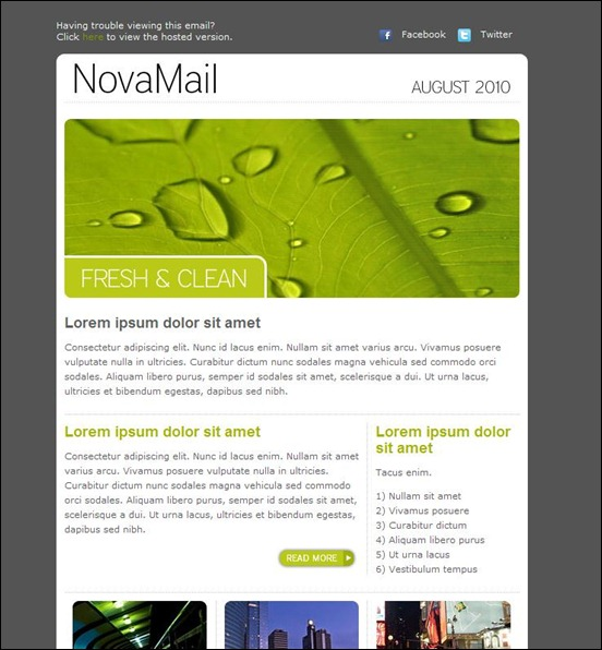 novamail-newsletter