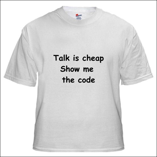 talk-is-cheap