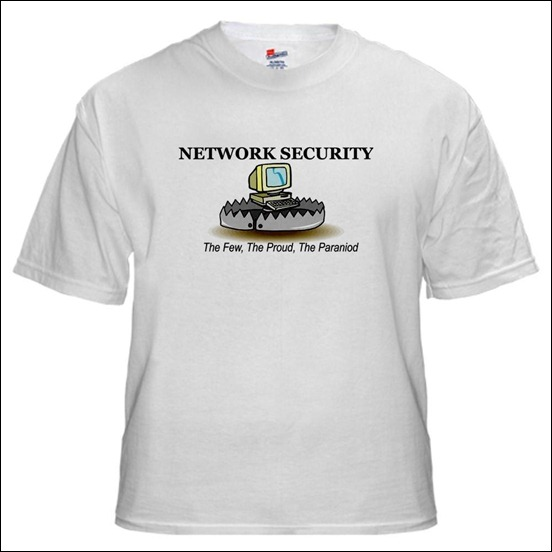 network-security-t-shirt