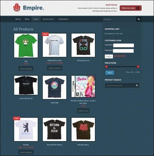 empire-woocommerce-theme