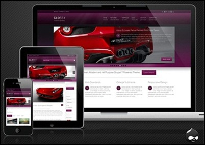 glossy-responsive