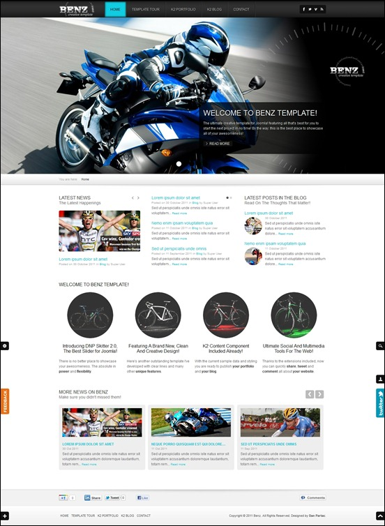 benz-creative-template-for-joomla