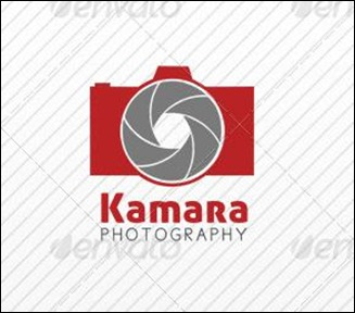 Kamara Photography Logo Template v2