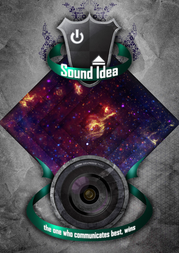 Sound Idea Presentation Cover Page