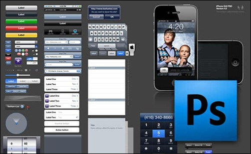 iphone-4-gui-psd