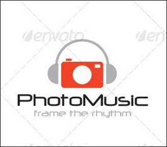 Photo Music Logo