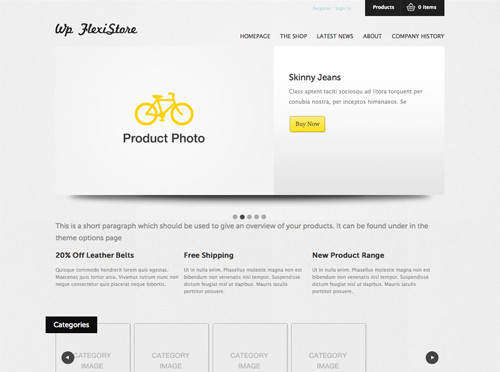 flexistore top wordpress themes