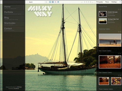 milky-way-full-screen-portfolio-theme