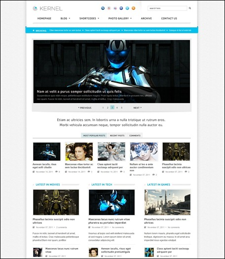 kernel-wordpress-magazine-theme