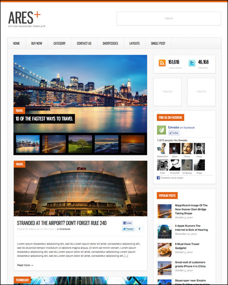 ares-blog-magazine-newspaper-template