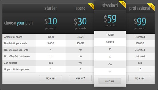 css3-web-pricing-tables