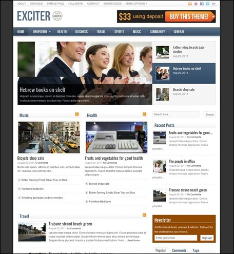 exciter-magazine-wordpress-theme