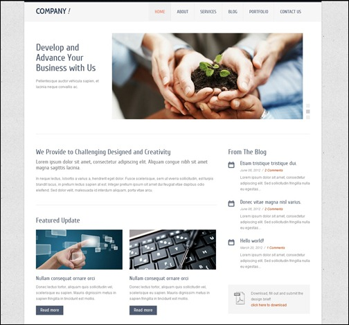 company-responsive-corporate-theme