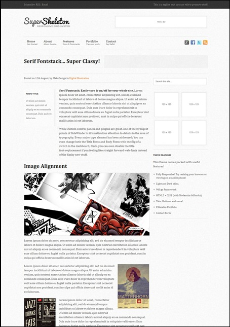 super-skeleton-reposnive-magazine-theme