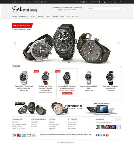 fortuna-responsive-opencart-theme