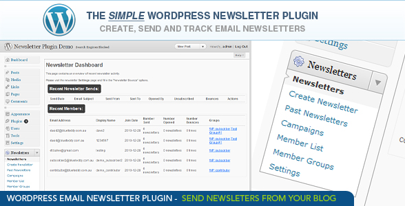 Best WordPress Plugins email plugin