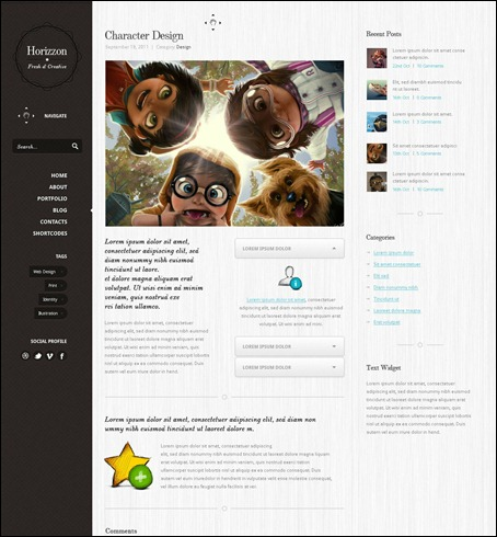 horizzon-wordpress-magazine-theme