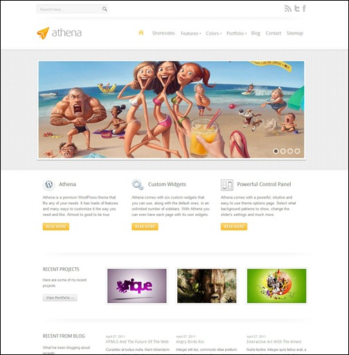 athena-business-wordpress-theme