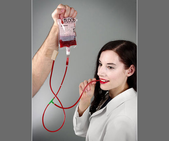 Human Blood Energy Potion
