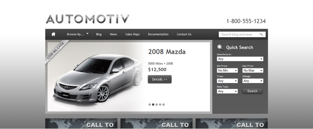 business wordpress themes auto