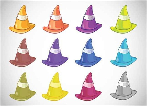 colorful-hats