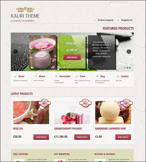 kauri-responsive-wordpress-theme
