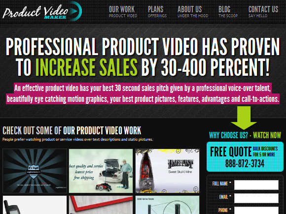 Product Video Maker