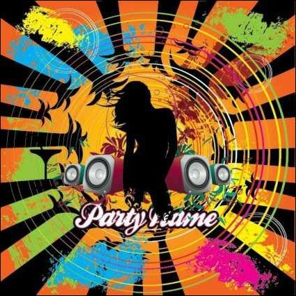 free-city-music-party-vector