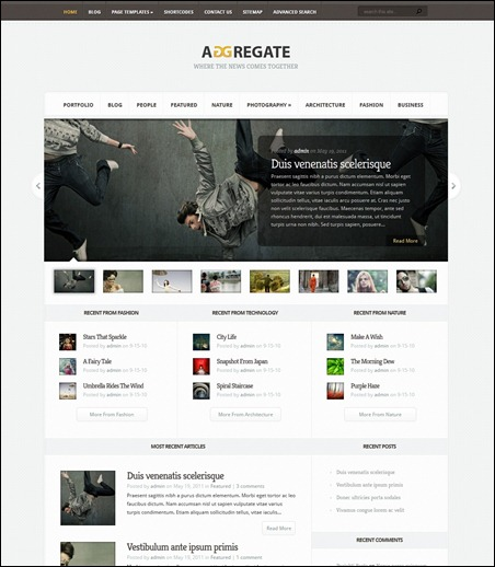 aggregate-news-theme
