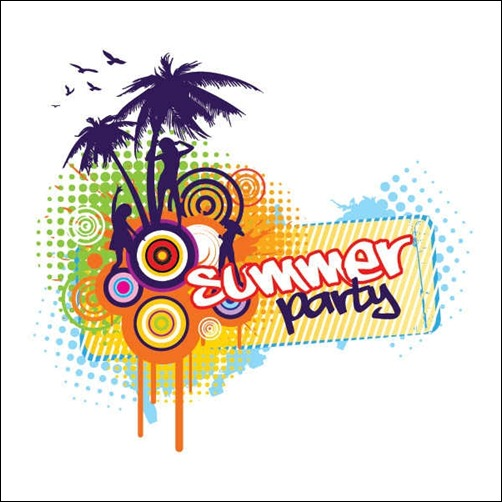 summer-party-vector-graphic
