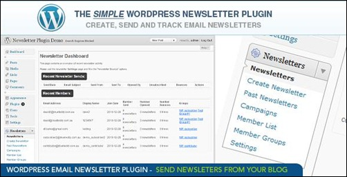 email-newsletter-plugin