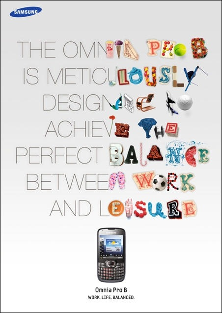 samsung-omnia-typography