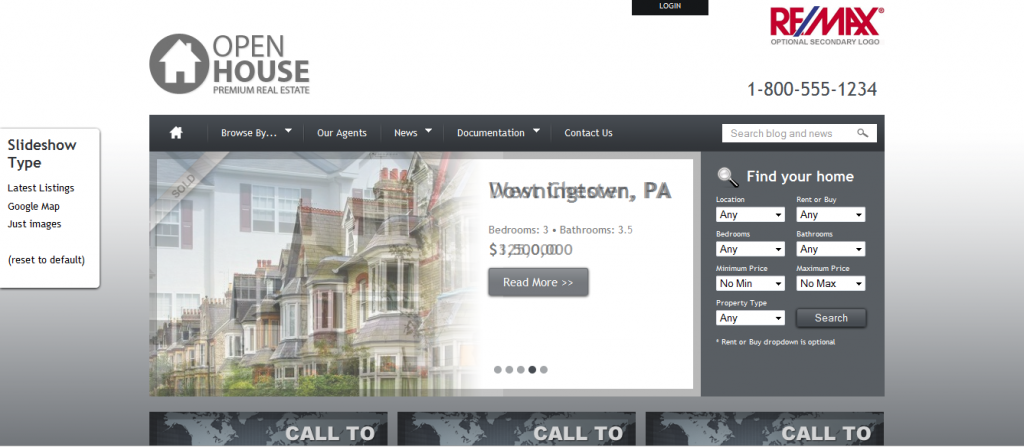 business wordpress themes house