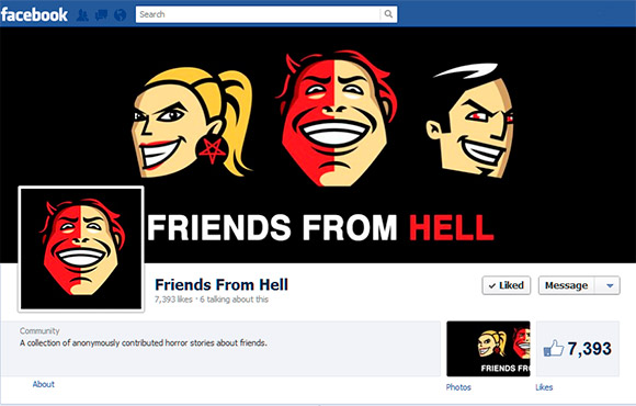 Friends From Hell
