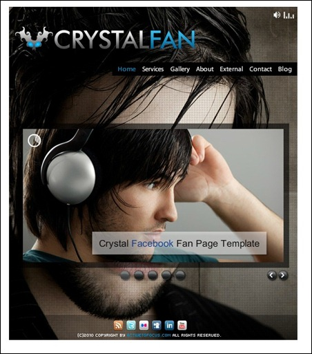 crystal-facebook-skin