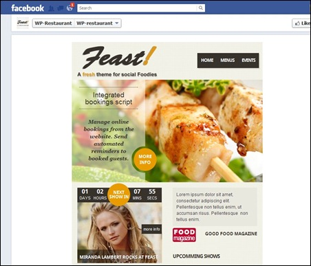 feast-facebook-template
