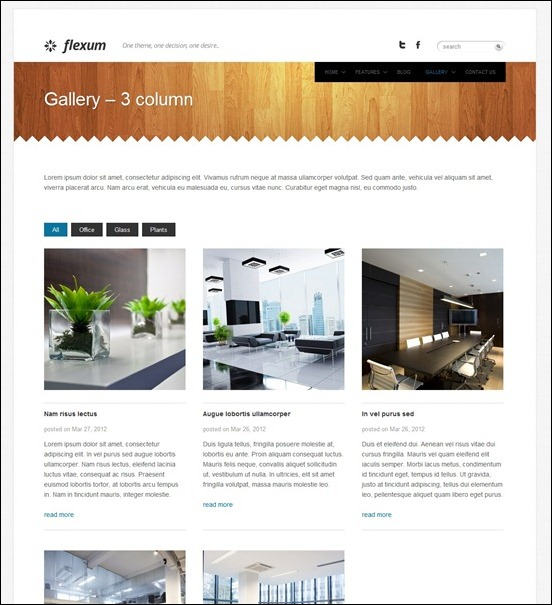 flexum-wordpress-portfolio-template